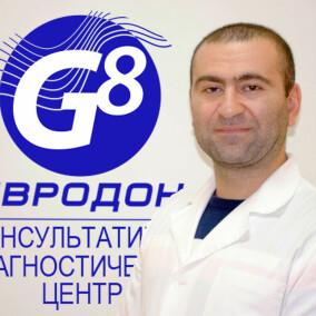 Дадаян Арсен Рудольфович, хирург