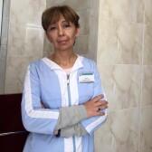 Кипова Клара Иналовна, психиатр