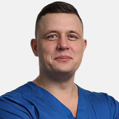 Перов Алексей Викторович, мануальный терапевт