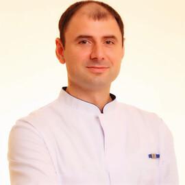 Русанов Андрей Сергеевич, стоматолог-хирург