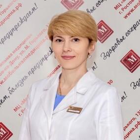 Грошилина Ольга Васильевна, терапевт