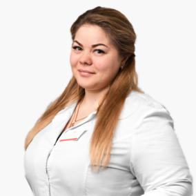 Илющенко Екатерина Васильевна, ЛОР
