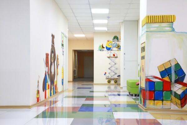 Здоровая компания, детский медицинский центр