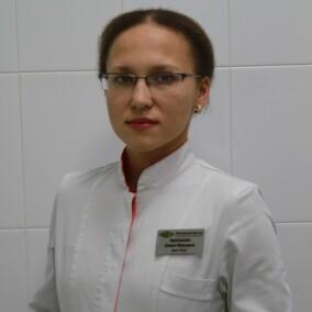 Армашова Олеся Юрьевна, хирург