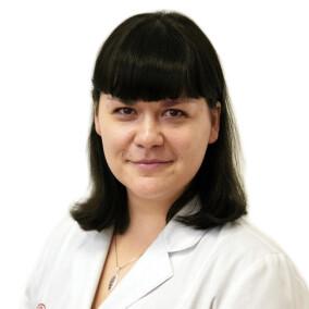 Чубан Ольга Ивановна, психолог