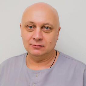 Губернаторов Сергей Николаевич, массажист