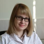 Антонова Мария Александровна, терапевт