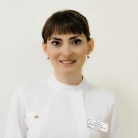Павлунина Инна Владимировна, стоматолог-ортопед