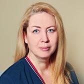 Игнатчева Наталья Владимировна, врач УЗД
