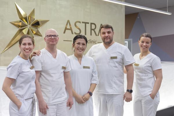 Astra Dental (Астра Дентал), стоматологическая клиника