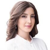 Гешева (Дзыбова) Эльмира Мусавна, косметолог