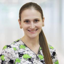 Алпацкая Екатерина Олеговна, детский стоматолог