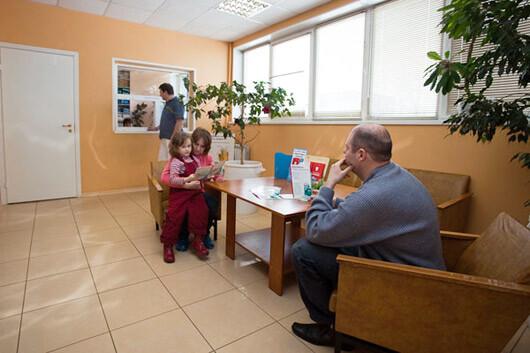 Стоматологическая поликлиника при Городской больнице №40