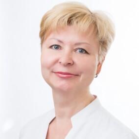 Лагутина Ирина Андреевна, стоматолог-терапевт