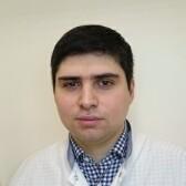 Машанеишвили Шакро Геннадьевич, уролог