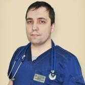 Грибанов Василий Вячеславович, невролог