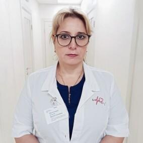 Васильева Ольга Валентиновна, педиатр