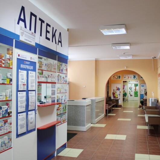 Поликлиника №2 МОБ им.Розанова, фото №2