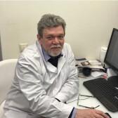 Каргин Андрей Вениаминович, рентгенолог