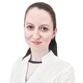 Потапова Любовь Олеговна, невролог