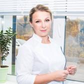 Аликина Екатерина Юрьевна, стоматолог-ортопед