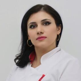 Маркосян Ася Эдуардовна, стоматолог-терапевт