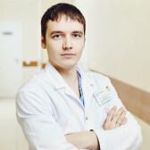 Суспицын Алексей Евгеньевич, врач функциональной диагностики