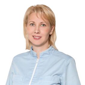 Филиппова Ольга Андреевна, стоматолог-терапевт