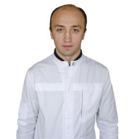 Саломов Манучехр Абдукодирович, офтальмолог
