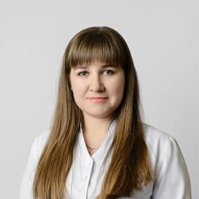 Милюкова Евгения Андреевна, терапевт