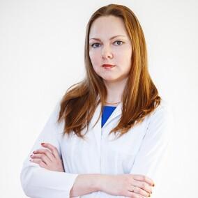 Кураш Елена Валерьевна, хирург
