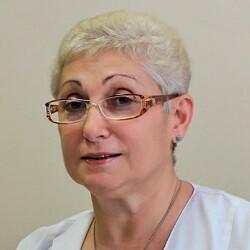 Татульян Светлана Ефремовна, психиатр