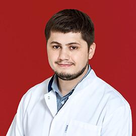 Розенберг Дмитрий Владимирович, ортопед