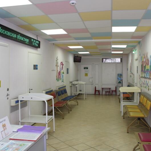 Поликлиника №6 МОБ им.Розанова, фото №2