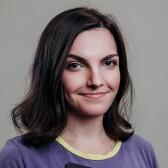 Костина Александра Александровна, кинезиолог