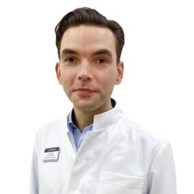 Насыров Сергей Сергеевич, психиатр