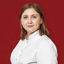 Богомолова Марина Андреевна, терапевт