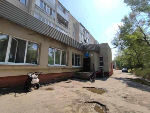 Детская поликлиника на Артамонова (ст. Отрожка)