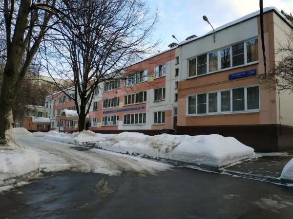 Московский центр паллиативной помощи детям НПЦ МПД