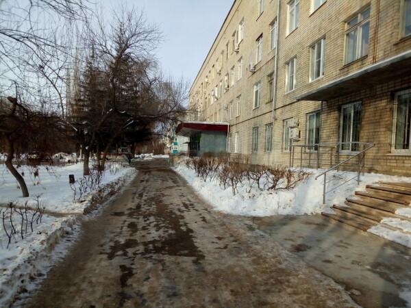 Районная поликлиника на Комсомольской