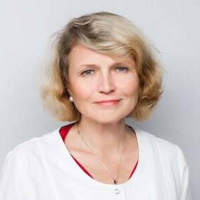 Ильина Ирина Владимировна, пульмонолог