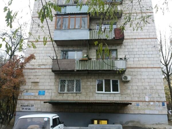 Детская поликлиника №31 на Запорожской