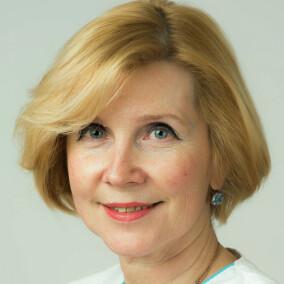 Кузнецова Алла Александровна, пульмонолог