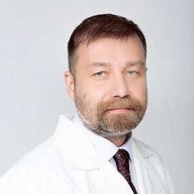 Кудряшов Михаил Геннадьевич, эндоскопист