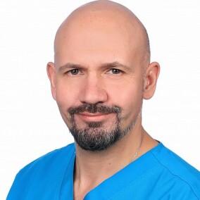 Хлынов Алексей Михайлович, ортопед
