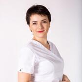 Андрияненкова Юлия, остеопат