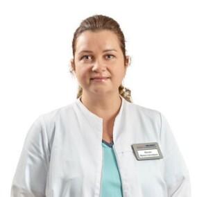 Никулина Вероника Александровна, пульмонолог