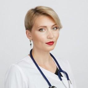 Краснюк Кристина Валерьевна, терапевт