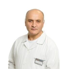Месхишвили Георгий Николаевич, хирург