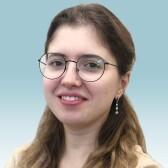 Глонти Ольга Леонельевна, невролог